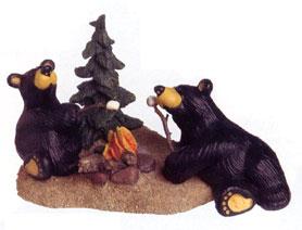 """Campfire Memories"" Bearfoots Collection"