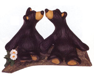 """Kissin' Bears"""