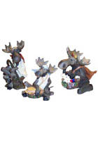Moosetivity II (3 pc set)