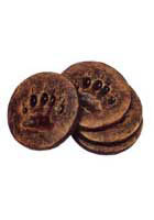 Baby Bear Paw Coasters (4 pc set)