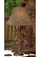 Archery Table Lamp