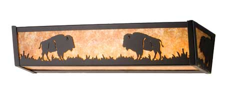 Buffalo Vanity Light