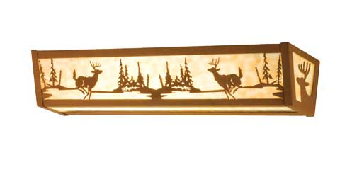 Deer Vanity Light