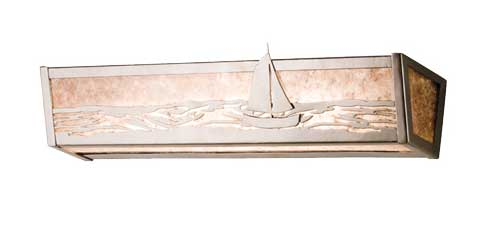 Sailboat Vanity Light
