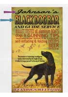 Custom Black Dog Sign