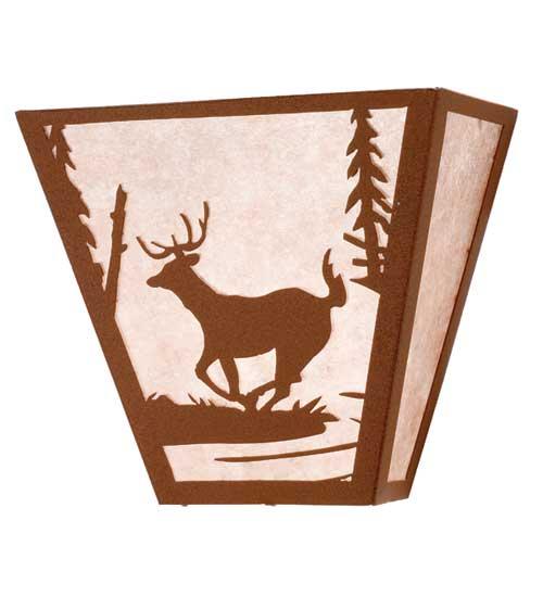 Deer Wall Sconce