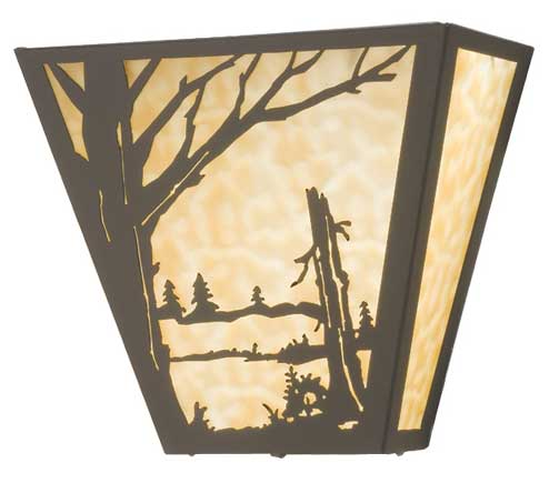 Quiet Pond Wall Sconce