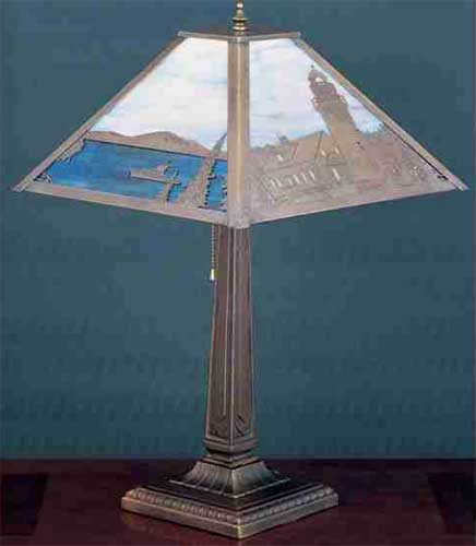 Lighthouse Bay Table Lamp