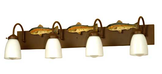 Trout Vanity Light