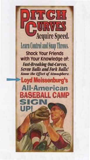 Custom Baseball Sign