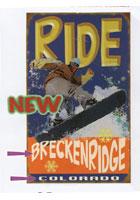 Custom Ride Sign