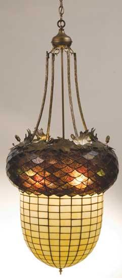 Acorn Pendant Light