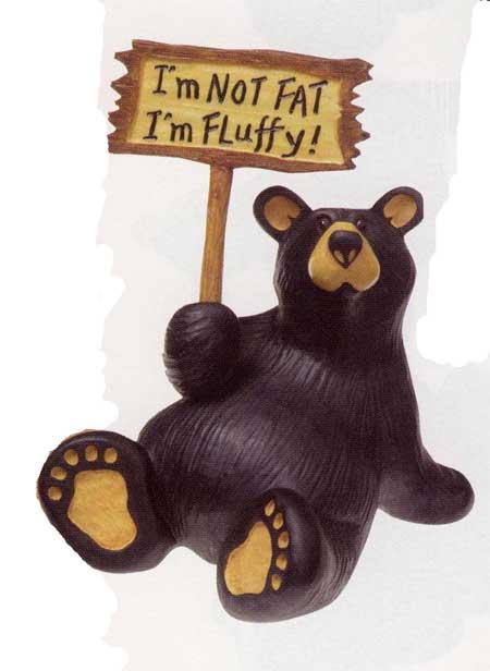 """I'm Fluffy"""