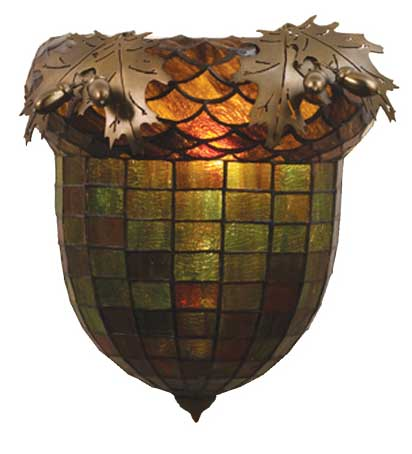 Acorn Wall Sconce