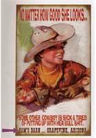 Custom Cowgirl Sign
