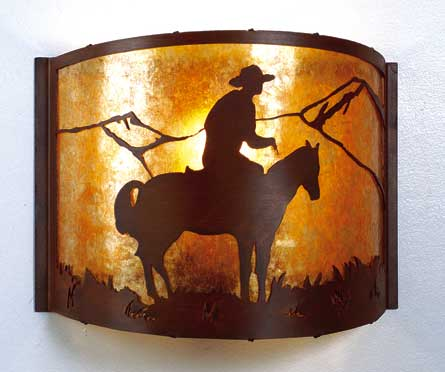 Western Wall Sconce