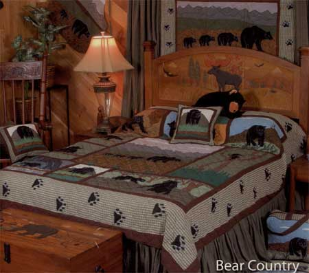 Bear Country Linens