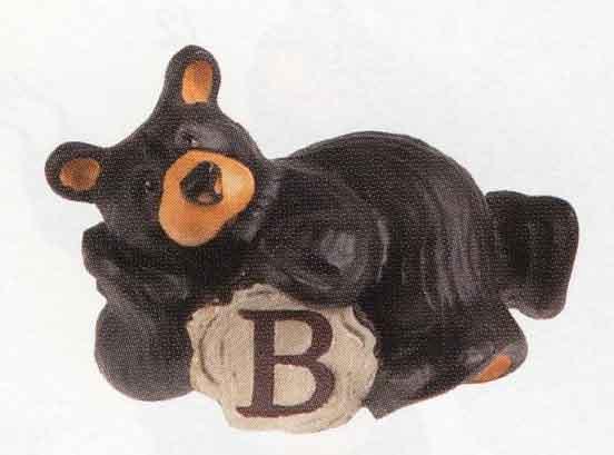 Bearfoots Letter B
