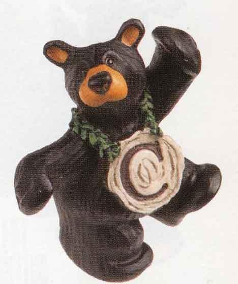Bearfoots Letter C