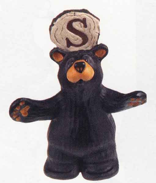 Bearfoots Letter S