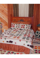 Bears Paw Linens