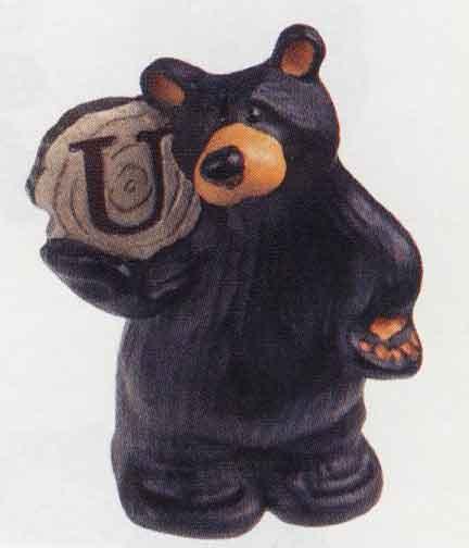 Bearfoots Letter U