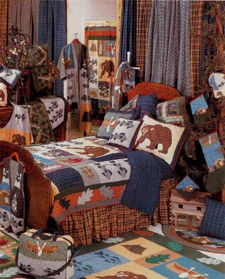 Cabin Linens