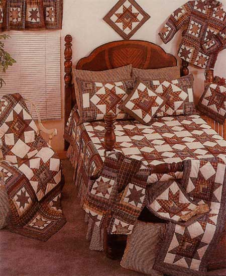 Cottage Star Linens