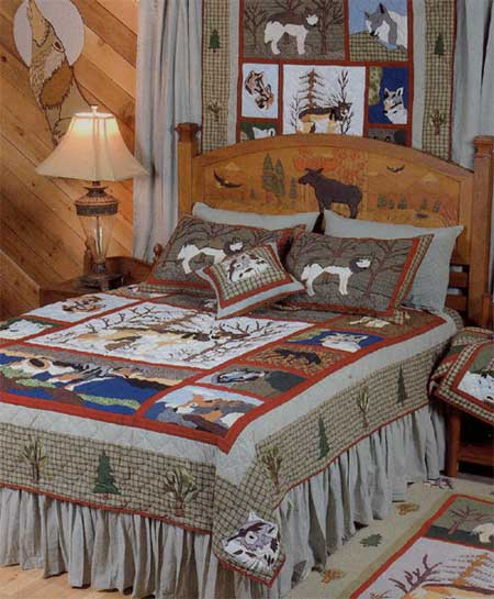 Call of the Wild Linens