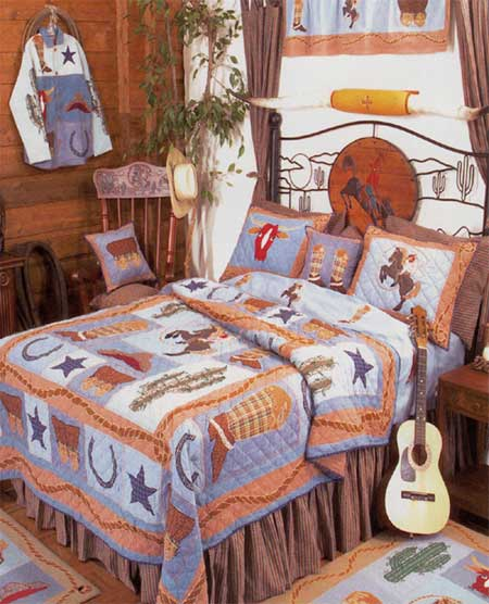 Cowgirl Linens
