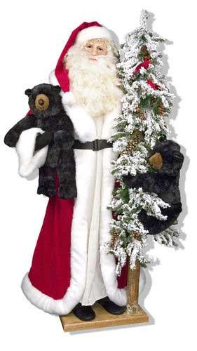Father Christmas - Alpine Winter