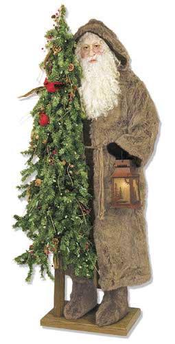 Father Christmas - Woodland Lights