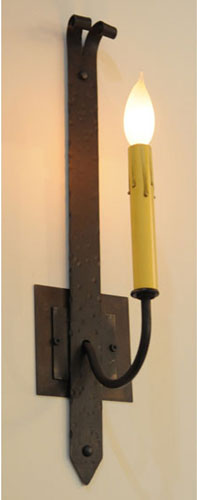 Candle Light Wall Sconce