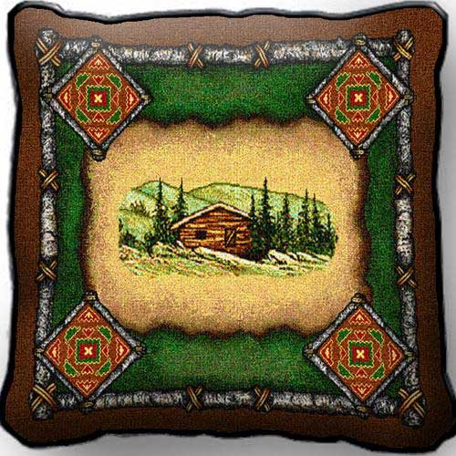 Cabin Lodge Pillow