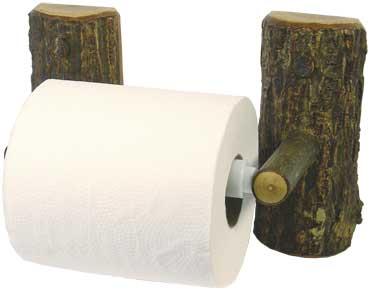 Hickory Toilette Paper Holder