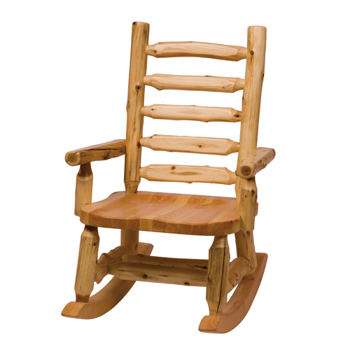 Cedar Rocking Chair