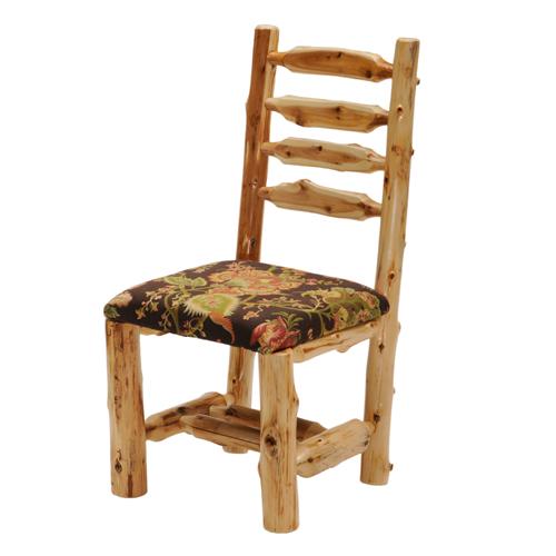 Cedar Upholstered Side Chair