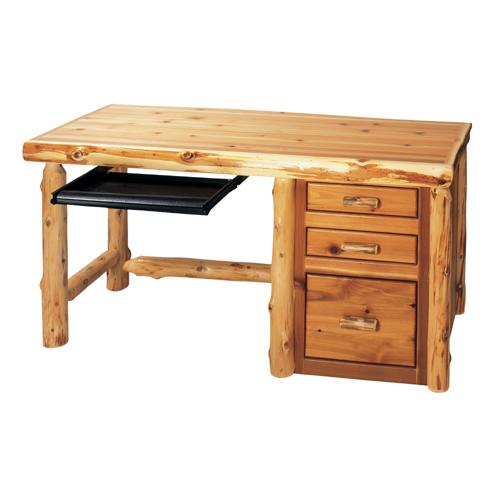Cedar File Desk