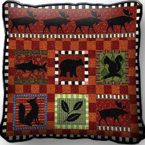 Adirondack Lodge Pillow