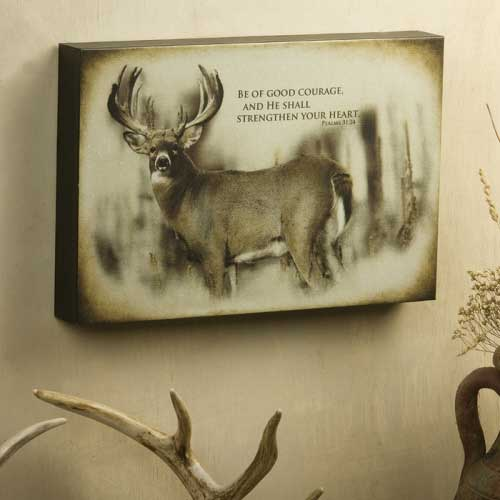 Deer Courage