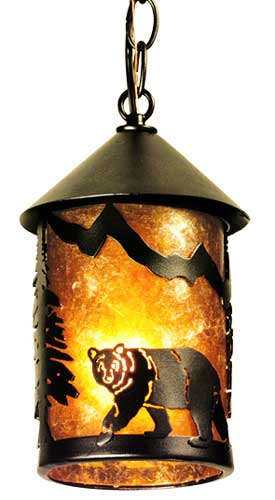 Bear Lantern