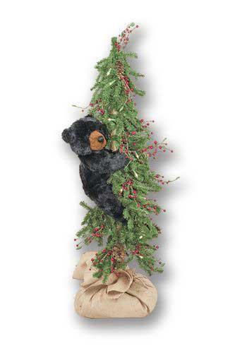 Natural Tree Bear