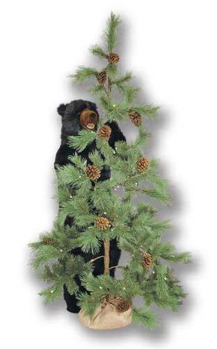 Mountain Tree Bear