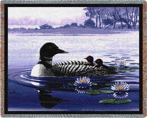 Loon Throw
