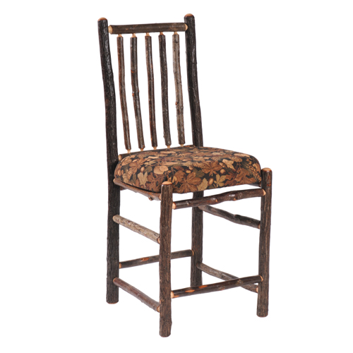 Hickory Bar Chair
