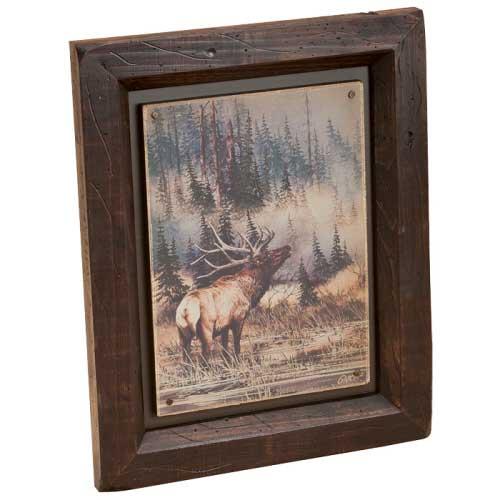 Evening Bugle - Elk Wall Art