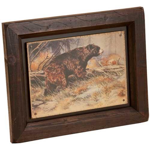 Bruin Forest - Black Bear Art