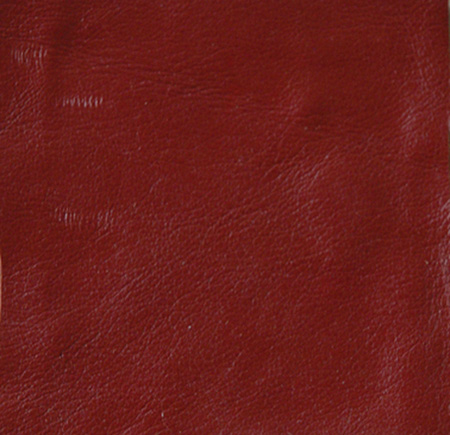 Dark Red Leather