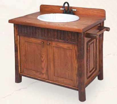 Old Faithful Classic Bathroom Vanity
