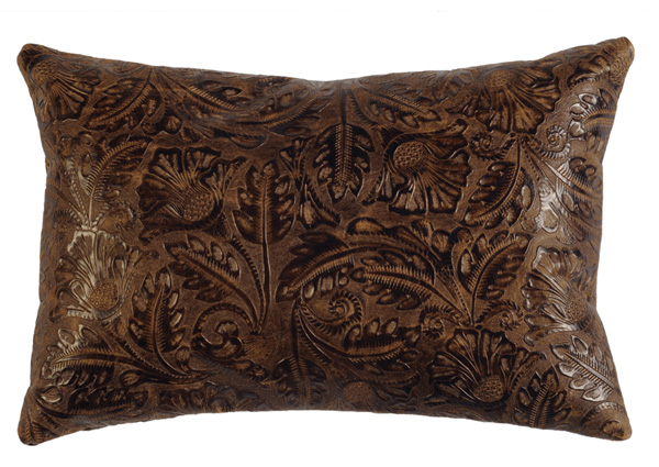 Cosmo Leather Pillow